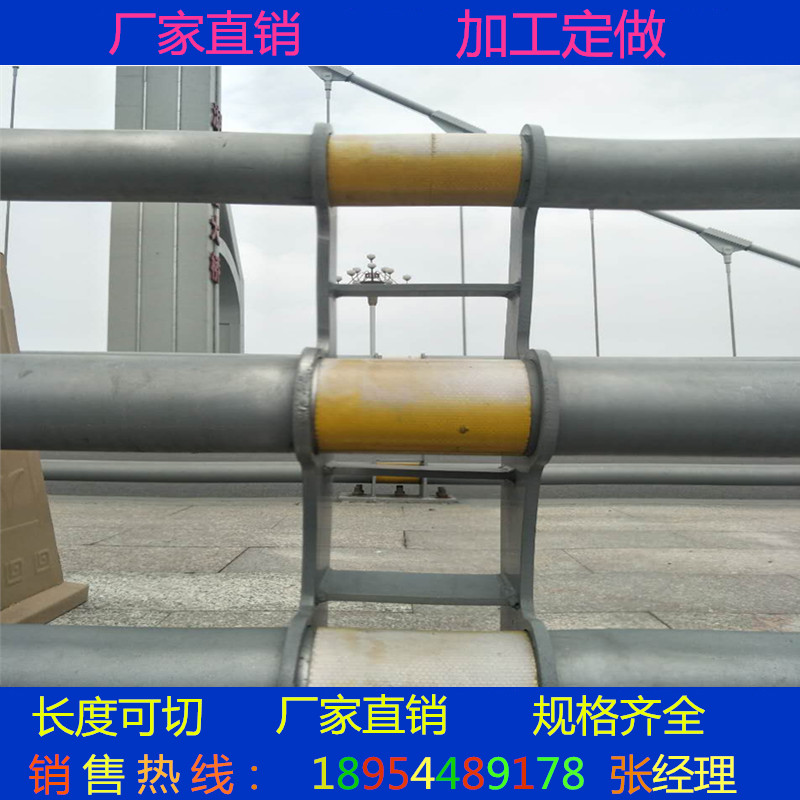 阿勒泰桥梁护栏立柱价格