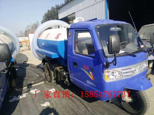 忻州5立方吸粪车价格