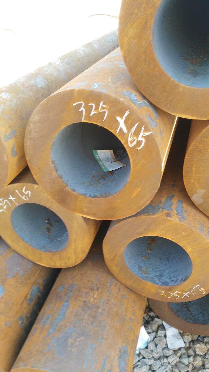 绵阳热轧厚壁钢管产品