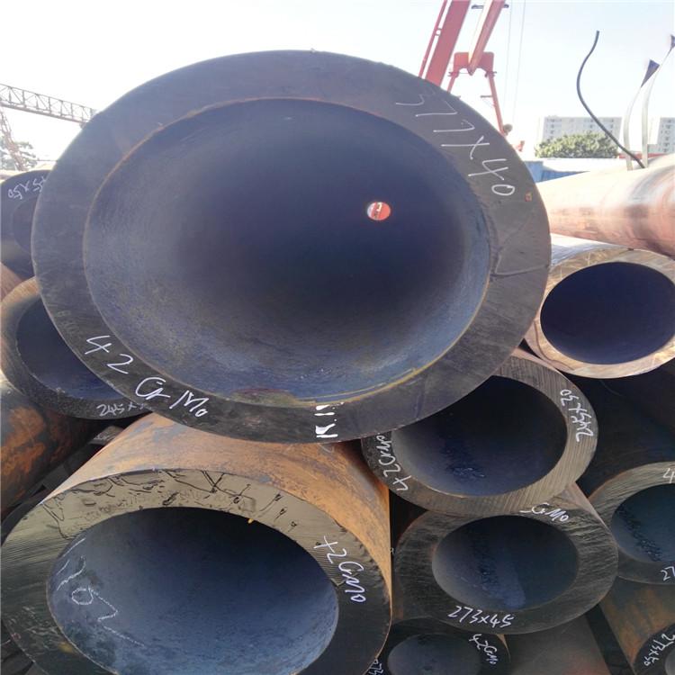 佛山15crmoG厚壁高压合金钢管送货到场