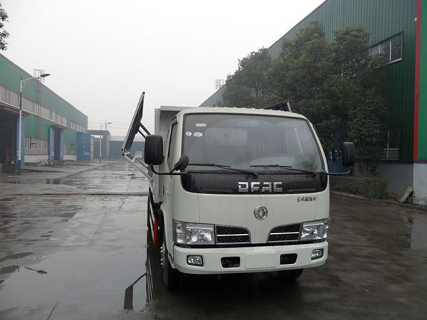 运输含水污泥5吨污泥清运车价格