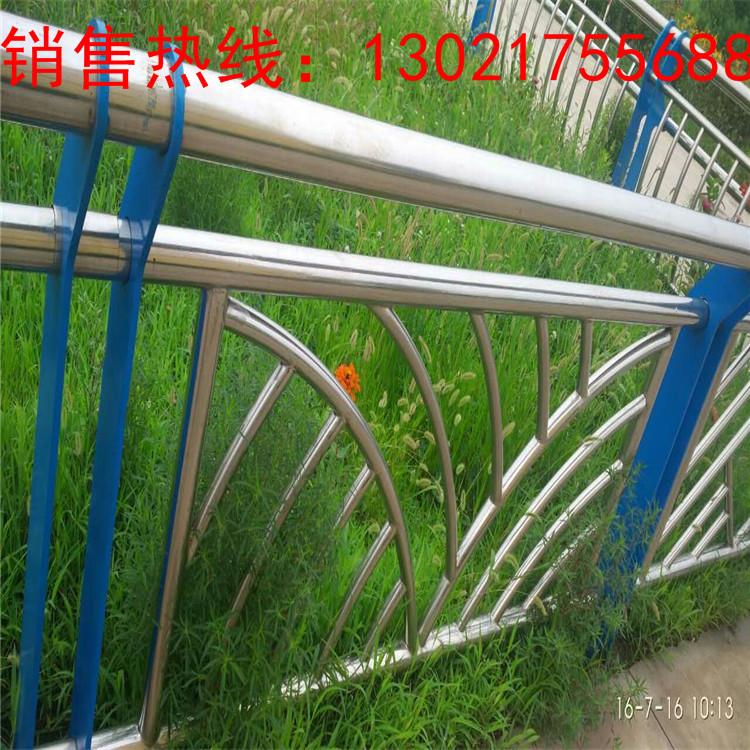 海南复合管桥梁防撞护栏价格