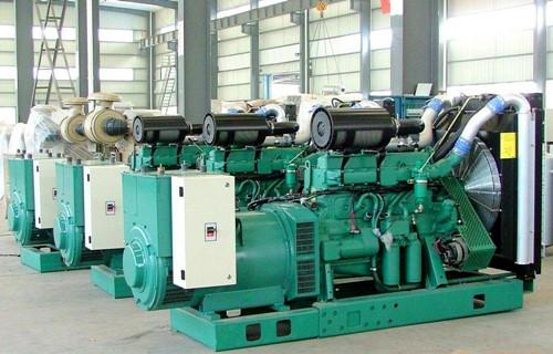 玉树500kw-1000kw发电机出租价格