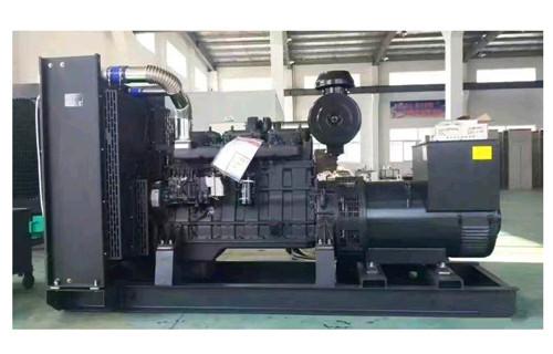 白银500kw-1000kw发电机出租价格