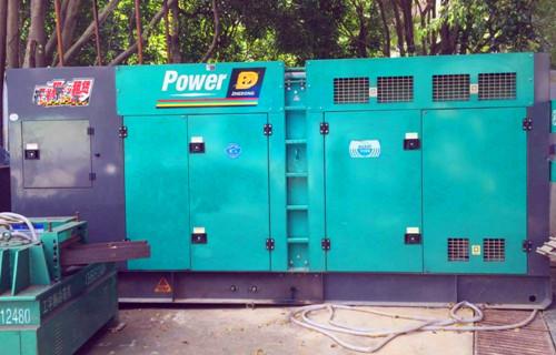 鸡西500kw 1600kw发电机出租售后完善