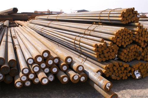 8Cr3圆钢供应