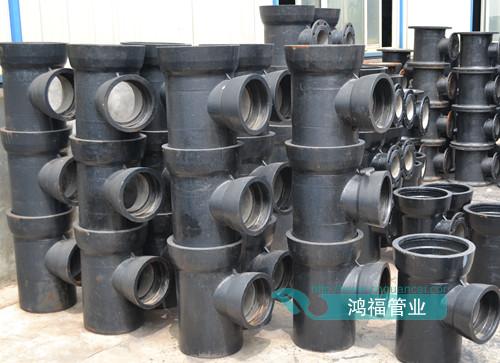 1.6Mpa污水球墨铸铁管铸造厂家