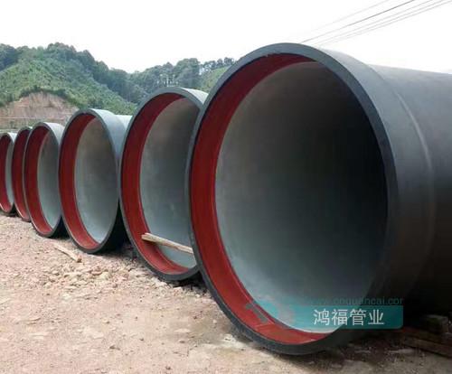 特殊异型铸铁管DN900 T型铸铁管价格