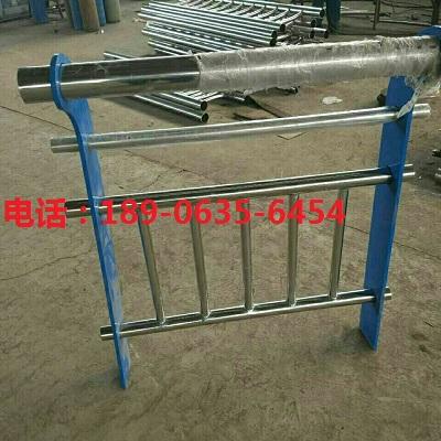 北京不锈钢复合管桥梁护栏价格《生产厂家