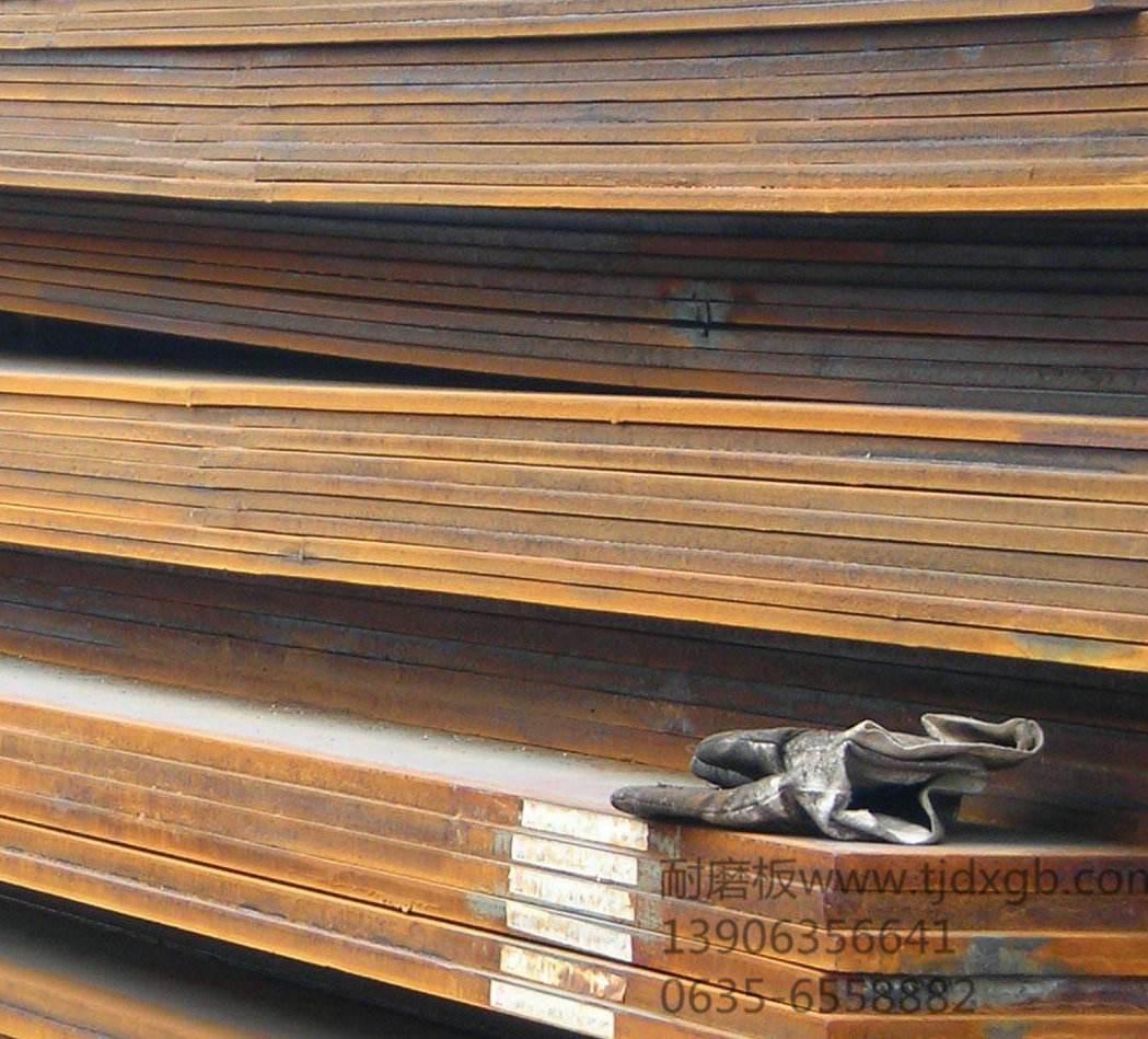 HARDOX焊达450耐磨板产品最可靠