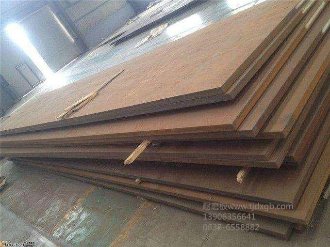 HARDOX焊达450耐磨板图片
