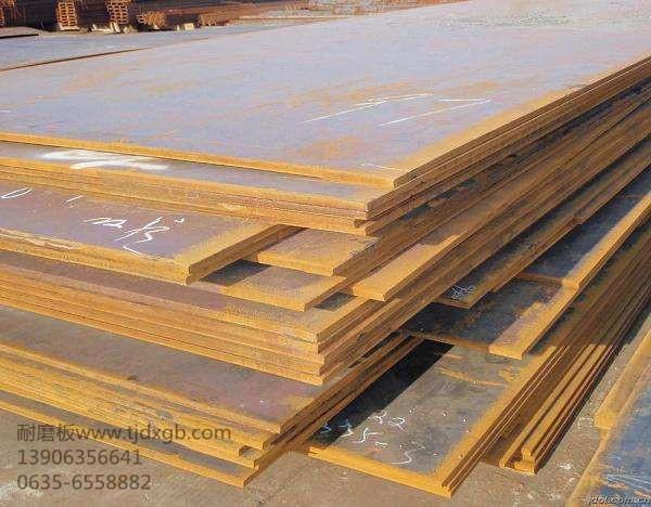 中山hardox500耐磨板