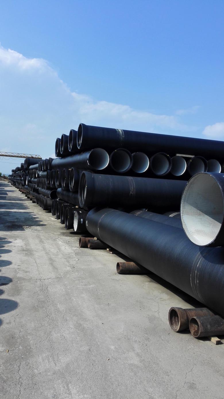克拉玛依机制排水铸铁管今日价格