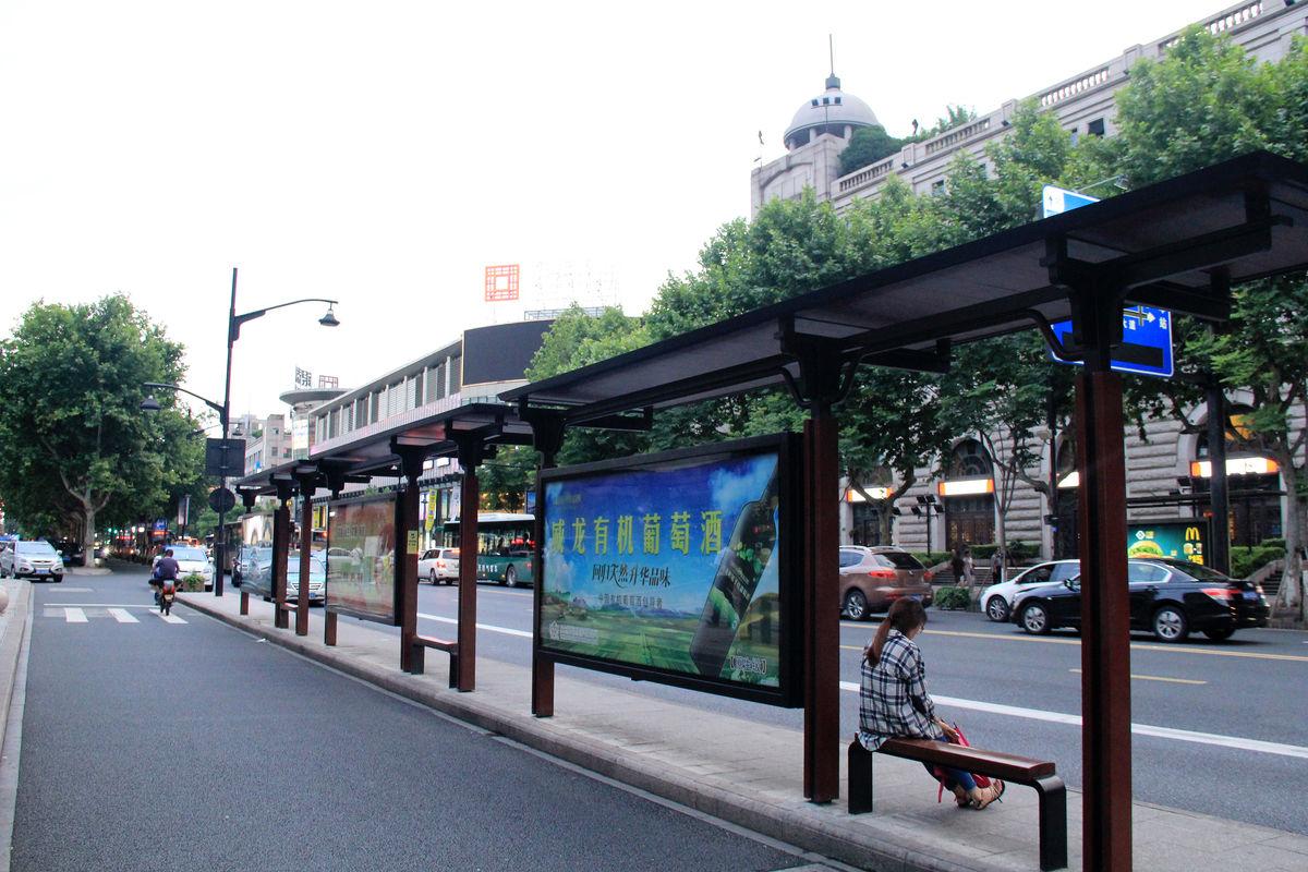 南宁公交车站台最新资讯