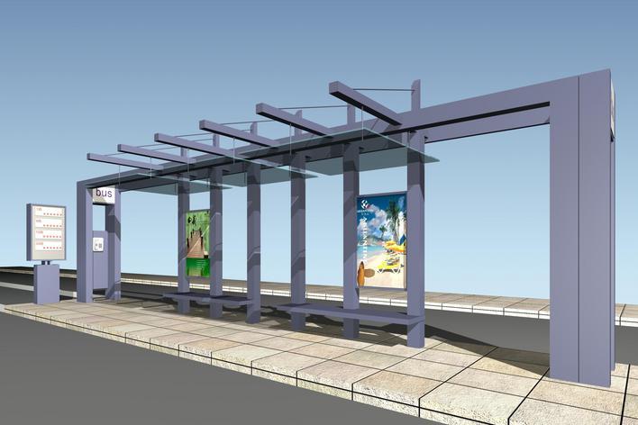 蚌埠公交车站台产品最可靠